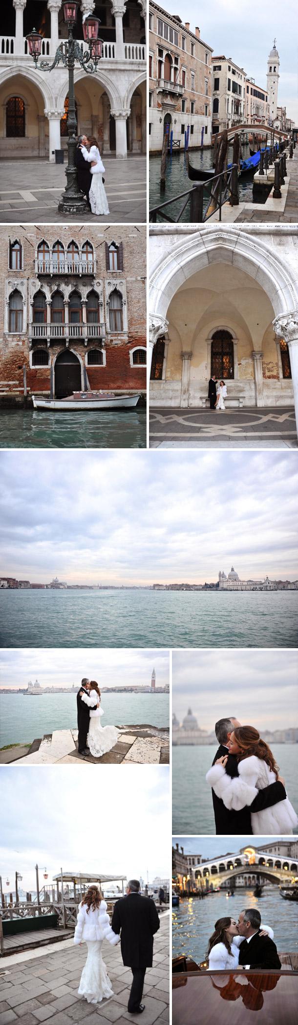 Venedig Traumhochzeit von Andrea & Marcus