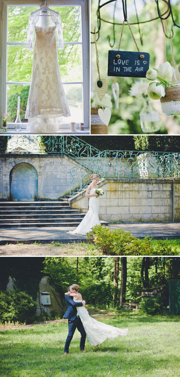 DIY-Gartenhochzeit von Lilly Photography