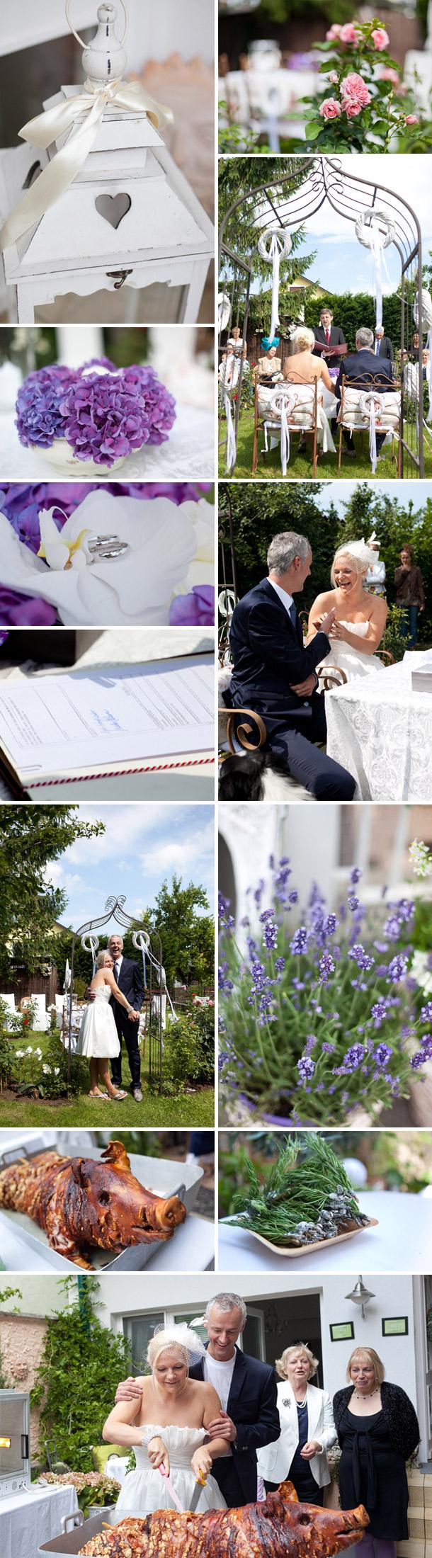 Niki und Walters Hochzeit bei Dorelies Hofer