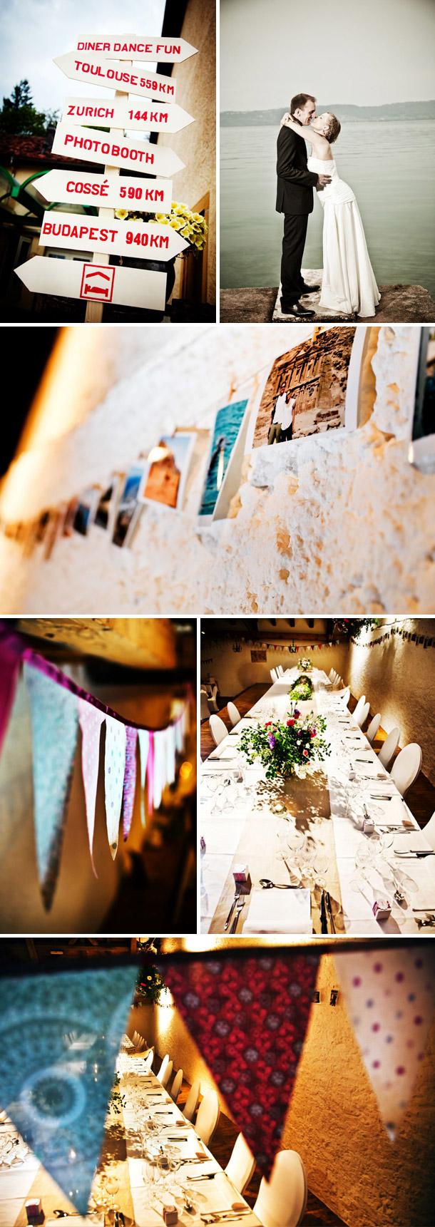 Nora und Freds DIY Hochzeit