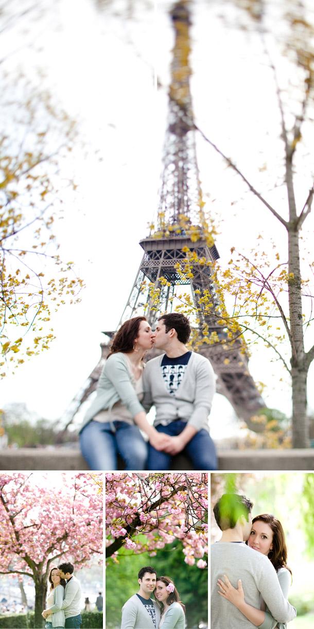 Paris Love Shot von Karoline Kirchhof Photography