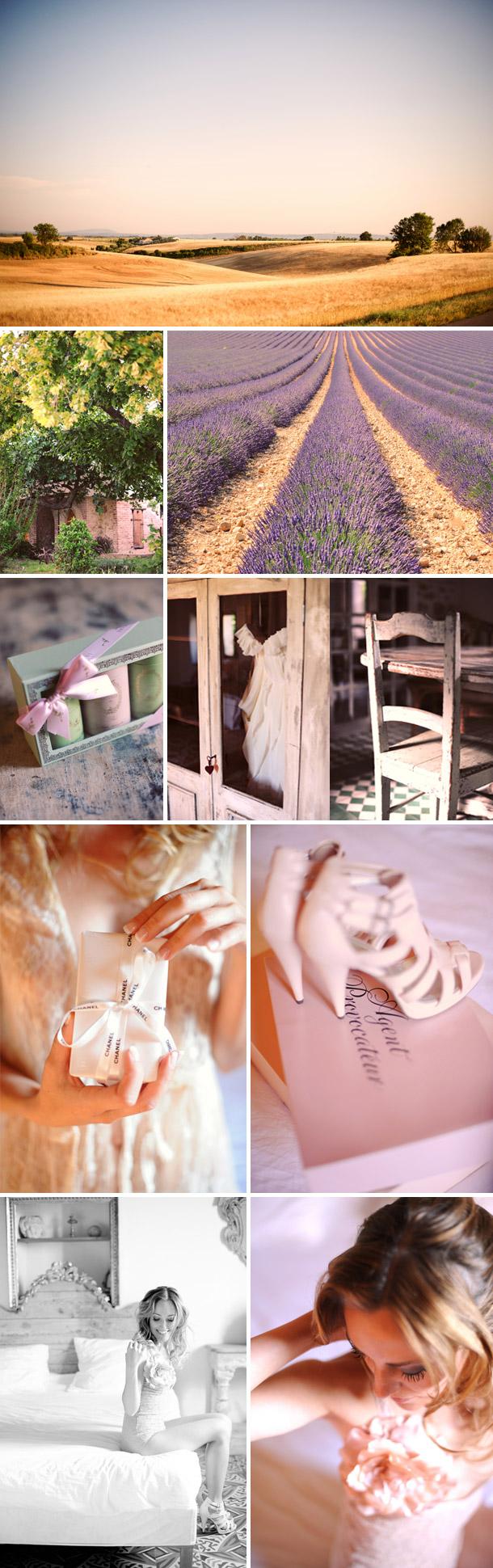 Verlobung im Lavendelfeld bei Andrea und Markus Photography
