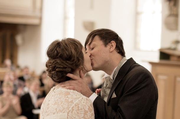 Vintage-Rustikale Hochzeit von blickedicht photographie
