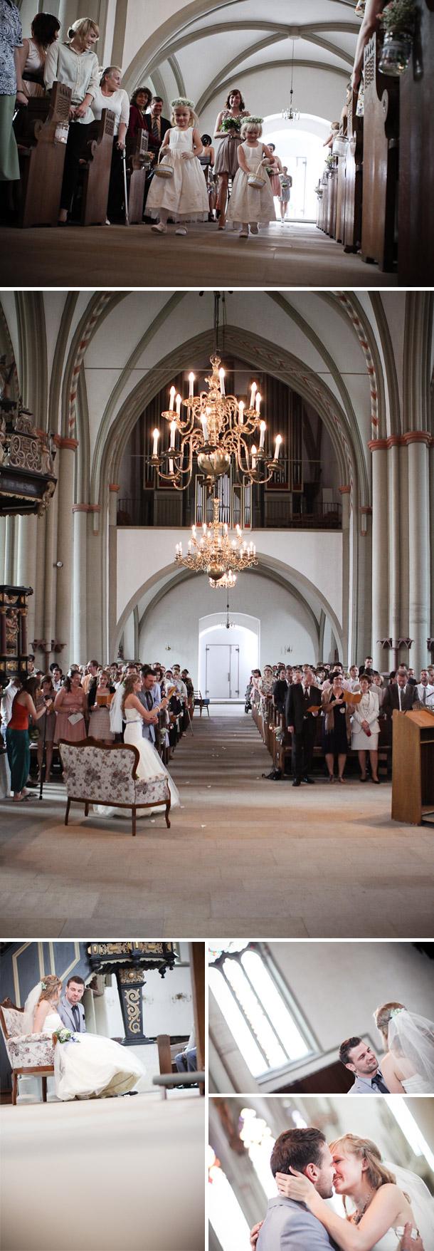 Regina und Andreas DIY-Vintage Hochzeit