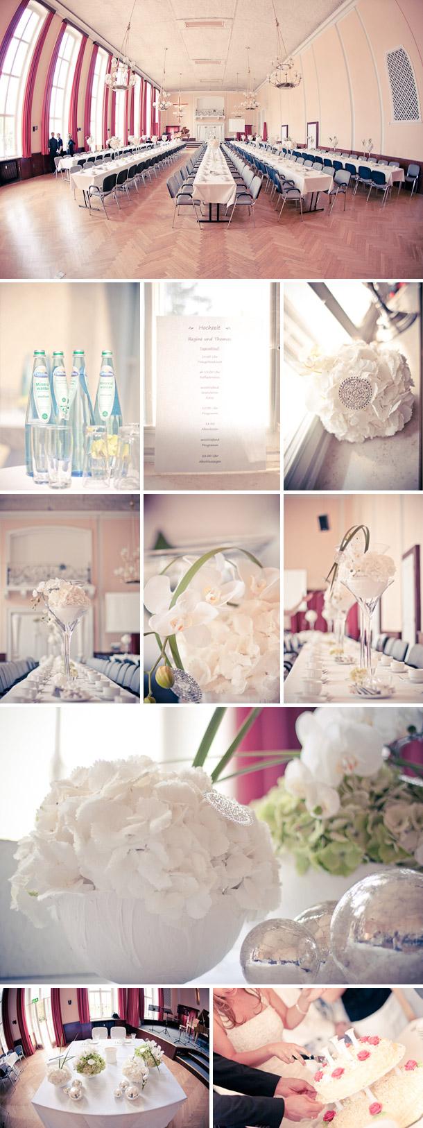 Thomas und Regines Hochzeit von Martin Wall Photography