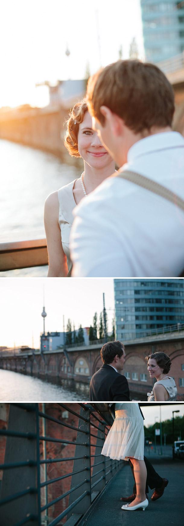 Berliner Hochzeit von Troistudios Photography