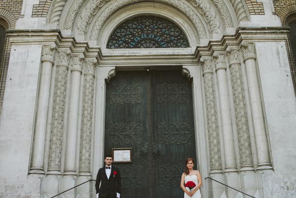 Froh gestimmtes Hochzeitsfest von Cristian Ana Photography