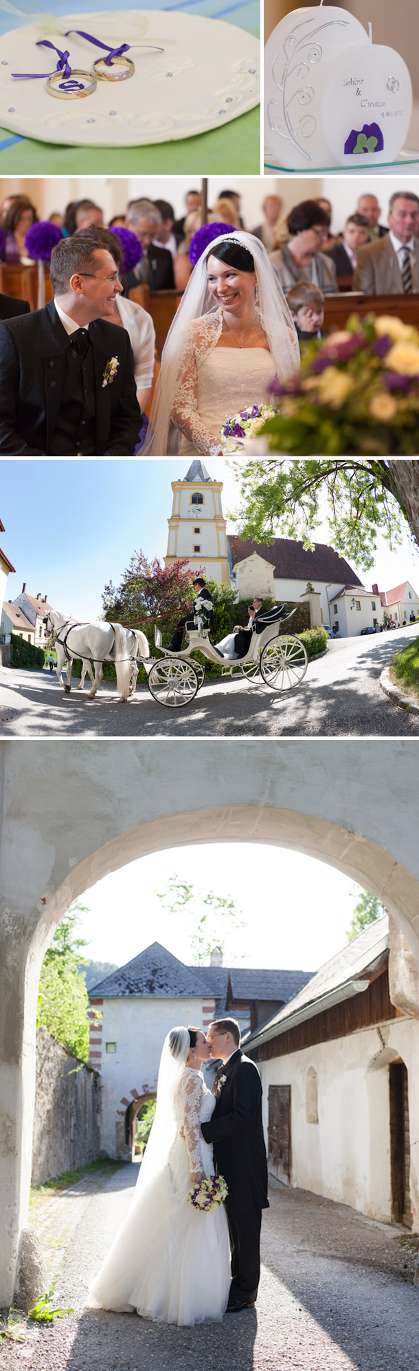 Schloss Krumbach Hochzeit von Dorelies Hofer