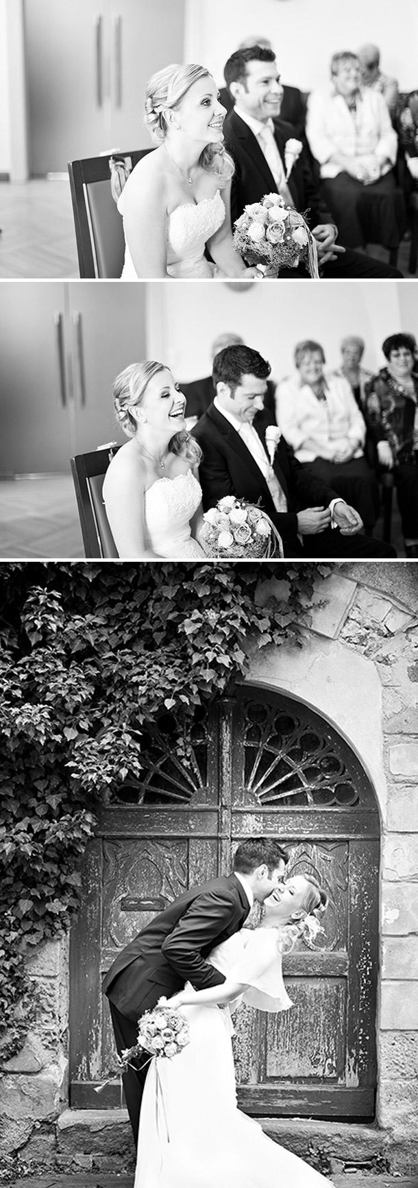 Sabine und Roberts Hochzeit bei Melanie Dressel Fotografie