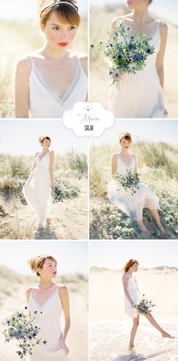 Jose Villa - Saja Hochzeitskleider Foto Shooting