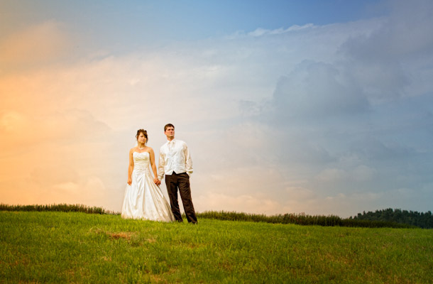 After-Wedding-Shooting mit Colorwork Photography