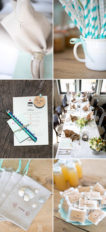 Ein Hochzeitstraum an der Nordsee von Pausin Fotografie
