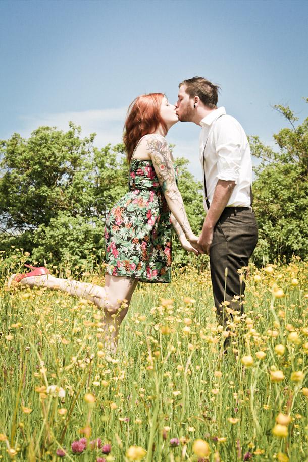 Sommerliches Verlobungsshooting von Schneider's Family Business