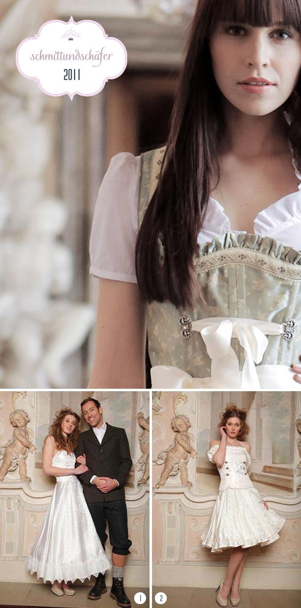 schmittundschäfer Hochzeitskollektion 2011