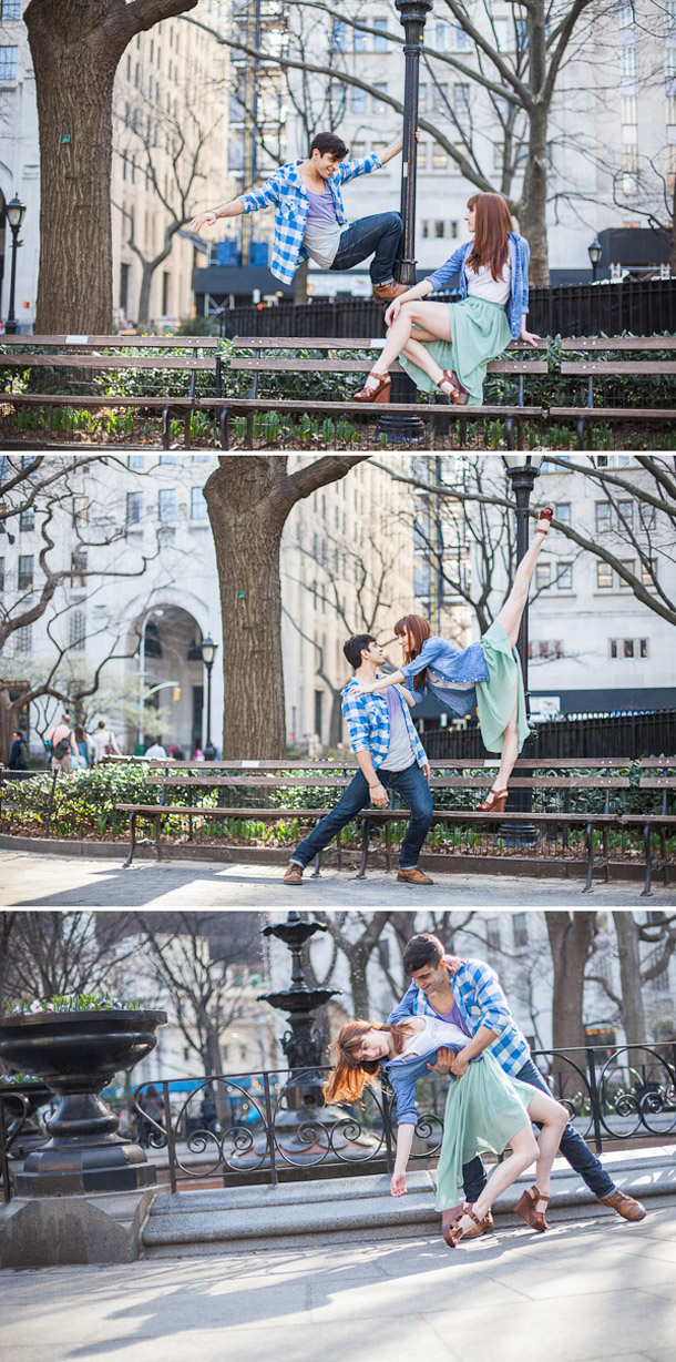 Dancing in the City von Sandra Marusic Photography