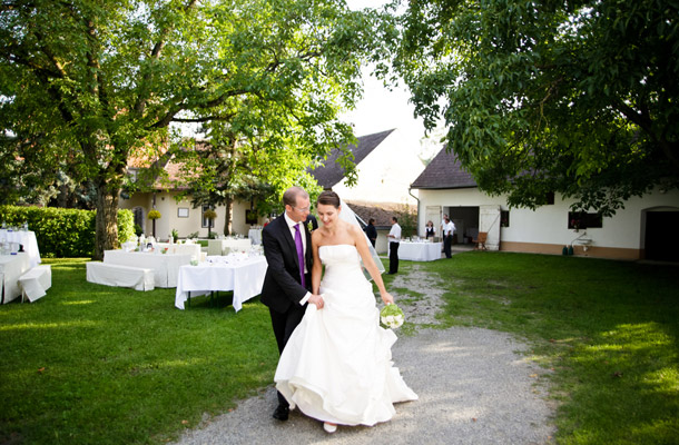 Sonja und Werners Hochzeit bei Iconclash Photography
