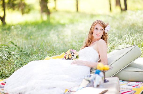 Inspirationen für die Frühlingsbraut von Jessica Noelle Photography
