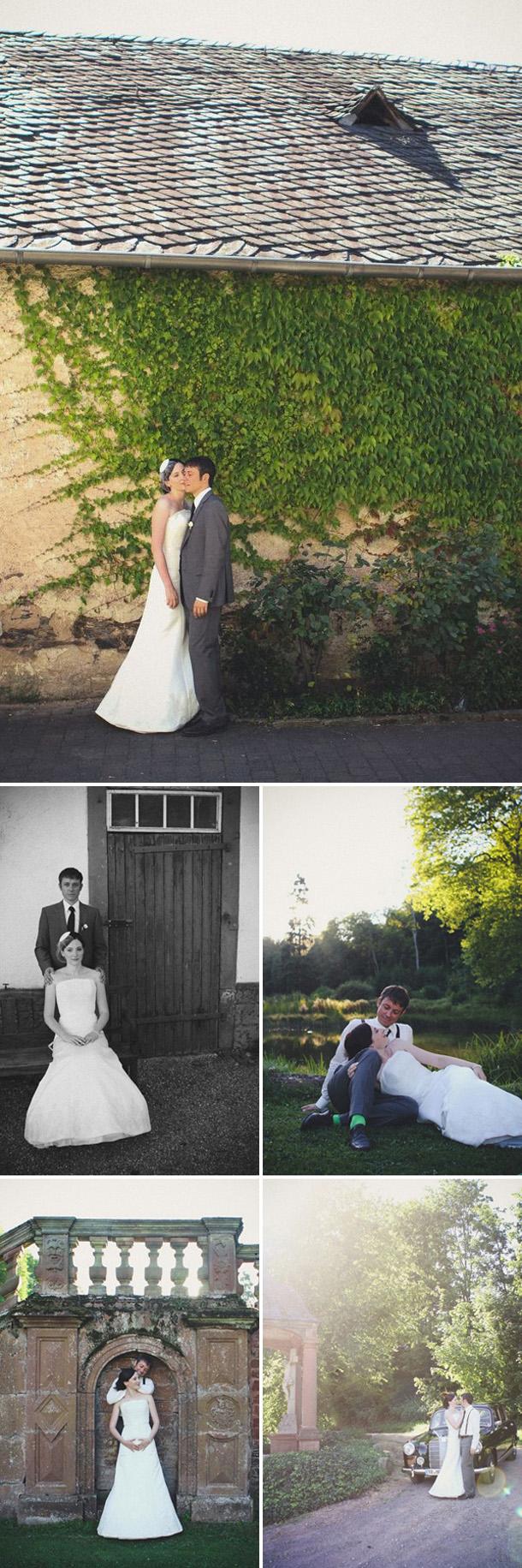 Stefanie und Ralf im DIY-Hochzeitswahn Teil II