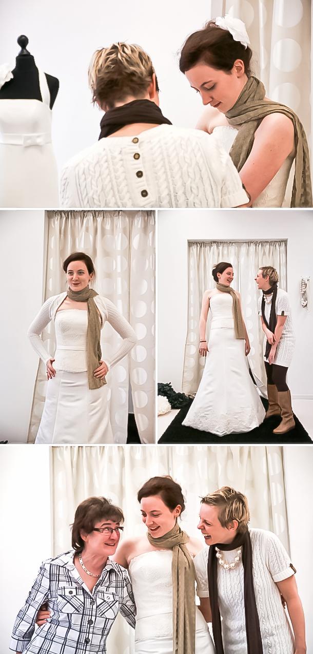Stefanie und Ralf im DIY-Hochzeitswahn