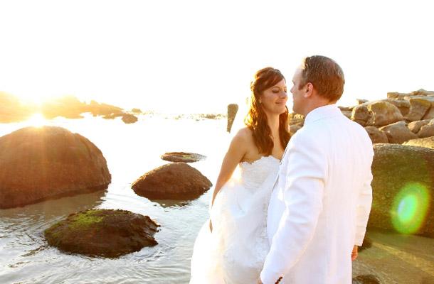 Suzan und Rochen - Hochzeit zu zweit bei Expressions Photography