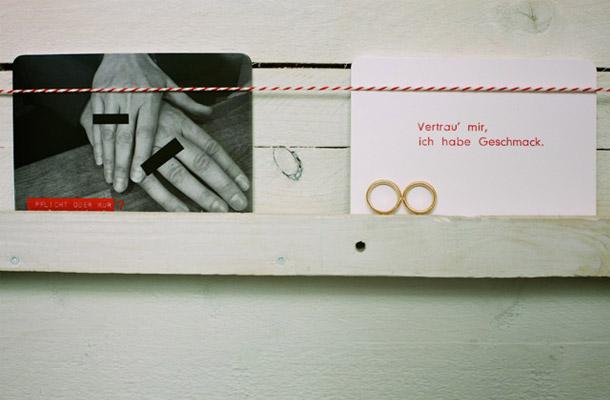 Trauringkurs - Ringe mit Liebe gefertigt