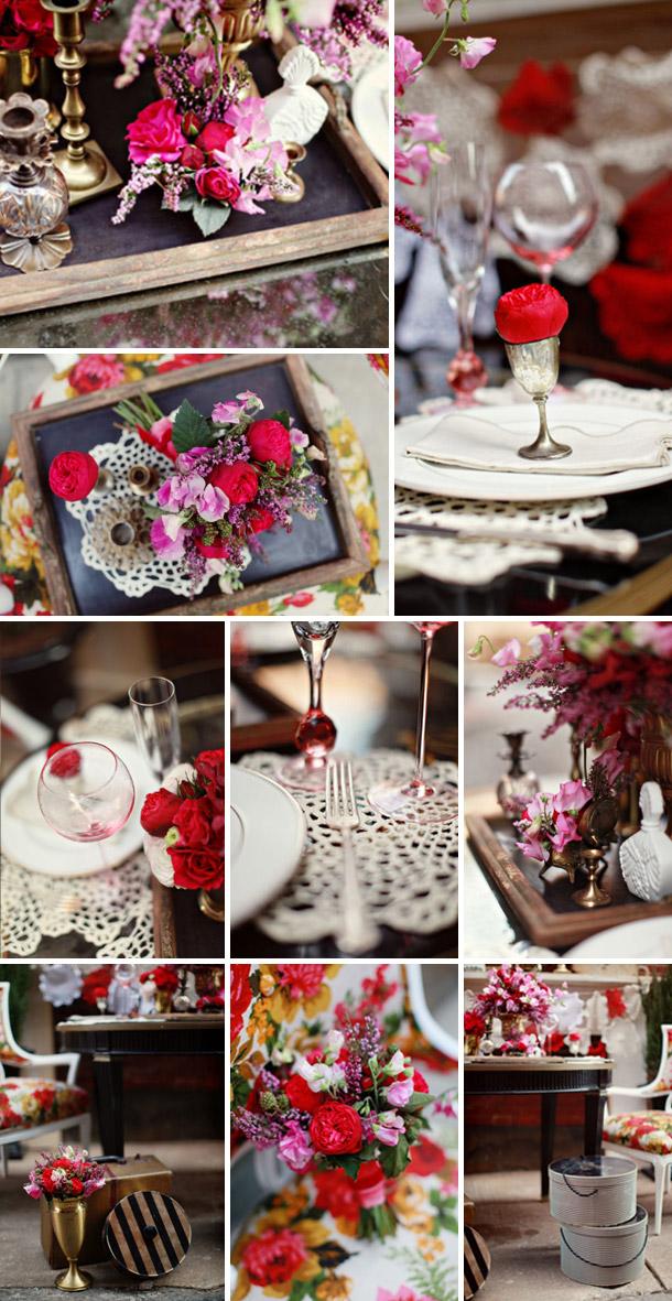 Ideenreiche Valentinstaginspirationen aus alt und neu von Alison Conklin