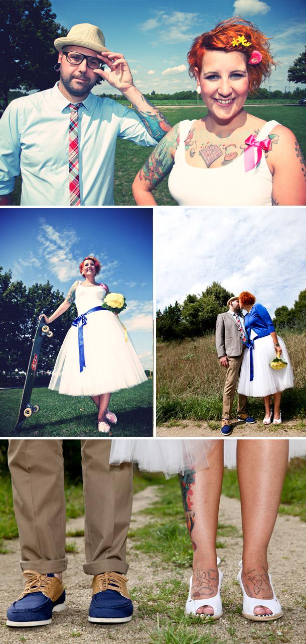 Vanessa und Svens Hochzeit