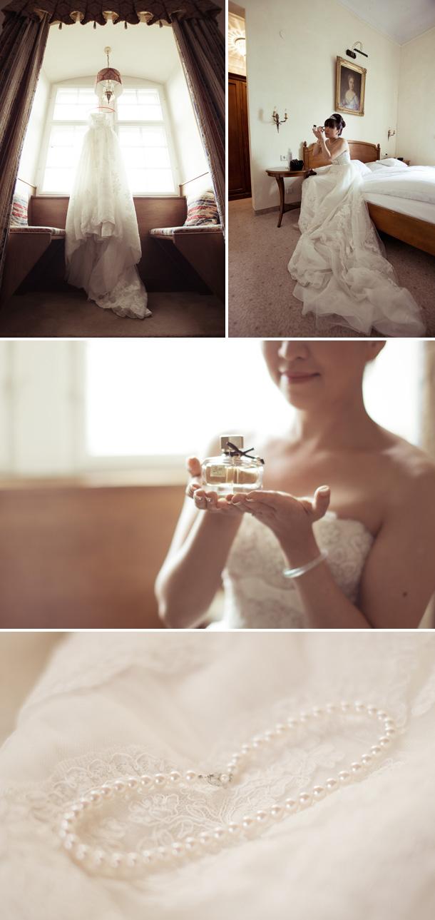 Schloss Weitenburg Hochzeit von Blickedicht Photography