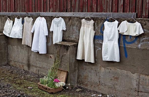 yesyes Brautkleid-Kollektion von Nancy Ebert Fotografie
