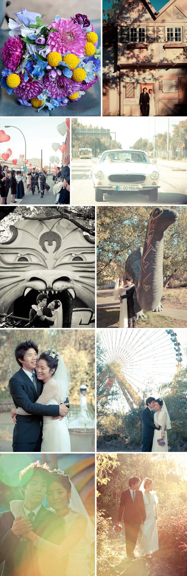 Koreanische Hochzeit von Berlin Weddings Photography