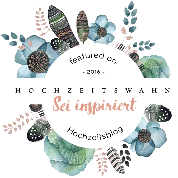 Featured on Hochzeitswahn