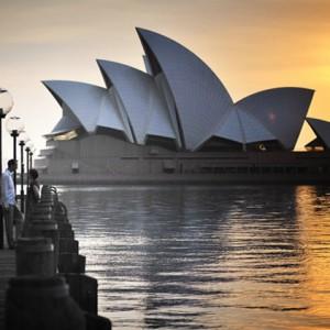 Verlobungsshooting in Sydney