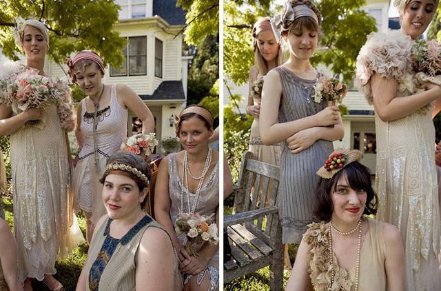 Vintage Hochzeitsinspiration aus den Südstaaten