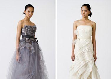 Wer liebt nicht Vera Wang und ihre neueste Hochzeitskollektion 2011