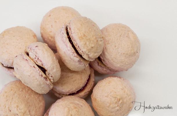 Macaron - Ein süßes Gastgeschenk für die Hochzeit