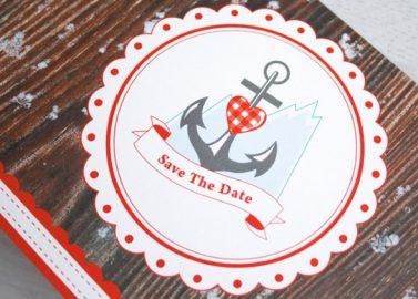 Feine Einladungskarten zur Hochzeit