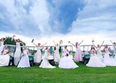 Brautparade 2010 - Ein Paradies für Bräute