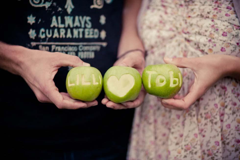 Lilli und Tobi im Apfelwahn