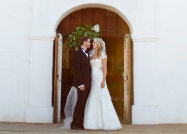 Endlose Eleganz! Montecito Hochzeit von Mike Larson Inc.