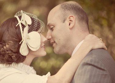 Provinzielle Hochzeit im französischen Stil