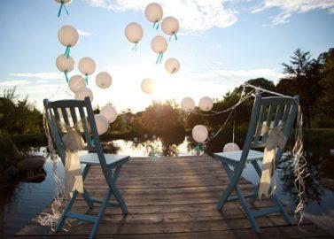 Kreative Hochzeit – Nadja und Mathias sagen Ja