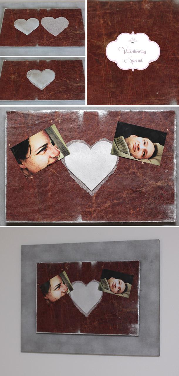 Hochzeitswahn Valentinstag Special - Die Love Pinnwand