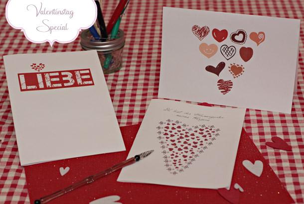 Valentinskarten von Hochzeitswahn