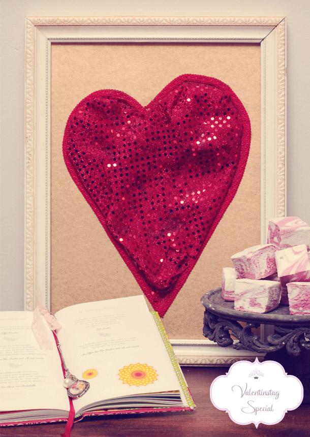 Hochzeitswahn - Das große funkelnde Herz