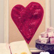 Das große funkelnde Herz