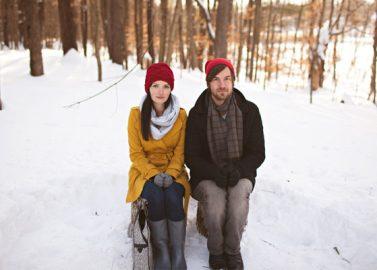 Spaß im Schnee von Rebecca Hansen