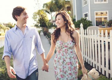 Verlobung von Tiffany und Gordon