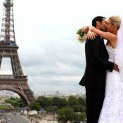 Mit Licht Film auf Hochzeitsreportage