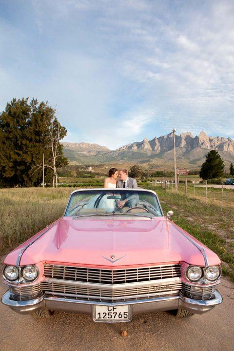 Südafrikanische Traumhochzeit im feinsten Stil