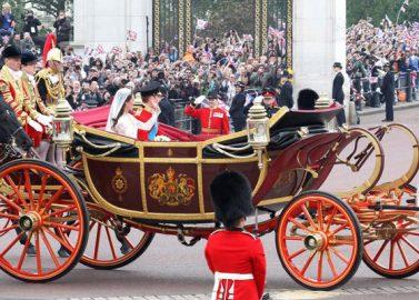 Die Hochzeit von Prinz William und Catherine Elizabeth Middleton